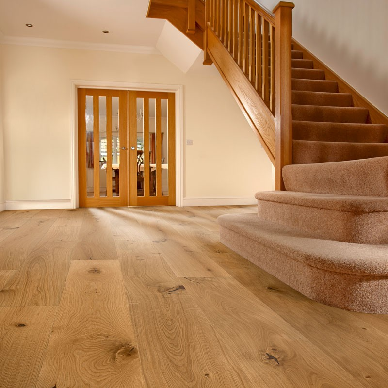 15mm Oak 240mm Oiled ABCD