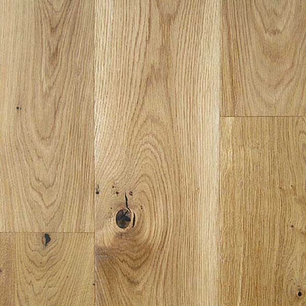 20mm Oak 190mm Unfinished ABCD