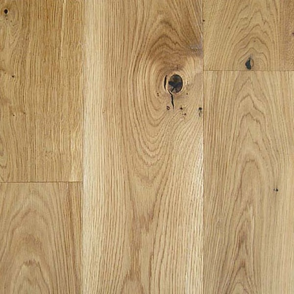 20mm Oak 240mm Unfinished ABCD