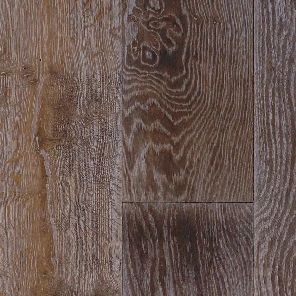 20mm Oak 190mm Double Smoked Brushed White Oiled ABCD