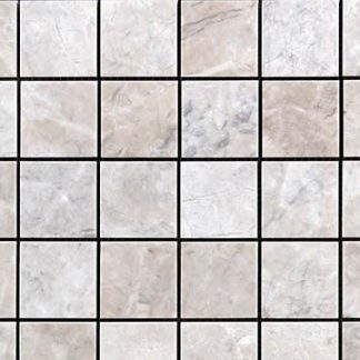 Aegean Pearl Polished Mosaic Tiles