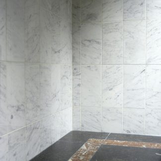 Carrara Polished Marble Tiles London