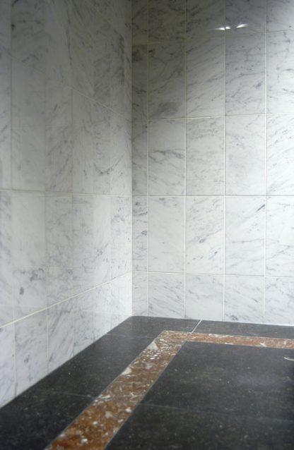 Carrara Polished Marble Tiles London
