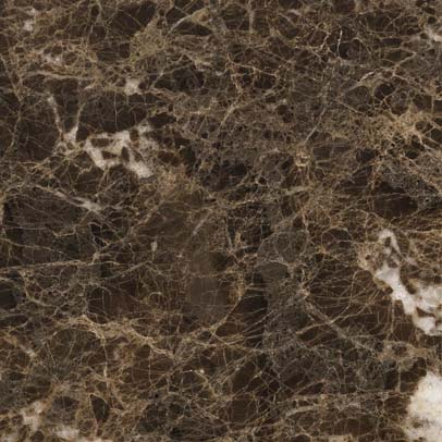 Dark Emperador Polished Marble Tiles London