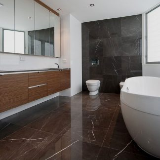 Lucerne Grey, Pietra Grey Polished Marble Tiles London