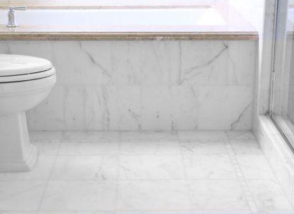 Mont Blanc Honed Marble Tiles London