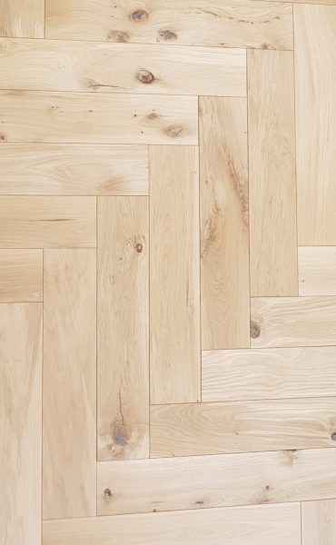 Rustic unfinished Oak 600 x 120