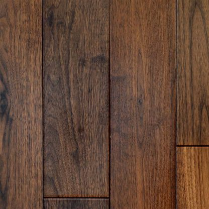 Lacquered Solid Walnut 127mm wide 18mm