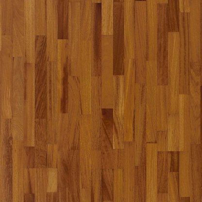 Iroko Lacquered 195mm wide 14mm