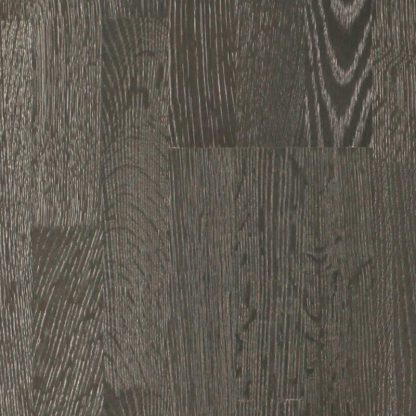 3 Strip Clic London French Grey Lacquered Oak 195mm wide 14mm