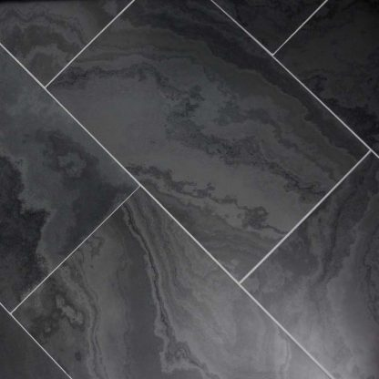 Black Brazilian Slate Honed
