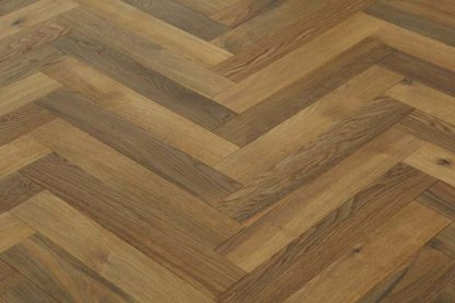 Smoked Brushed Natural Oiled Oak 550 x 90 x 18/4mm