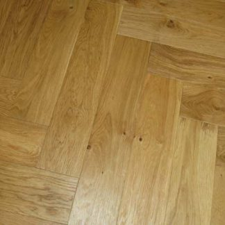 Brushed UV Oiled Oak 600 x 120 x 18/4mm