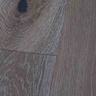 Smoked,Brushed,White UV Lacquered Oak 189mm wide 15mm