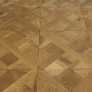 Basket Weave Smoked Oiled 580 x 580 x 20mm