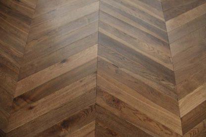 Double Smoked UV Oiled Oak 600 x 90 x 18/4mm