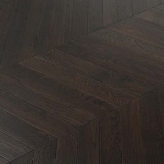 Espresso Stained and Lacquered Oak 600 x 90 x 18/4mm