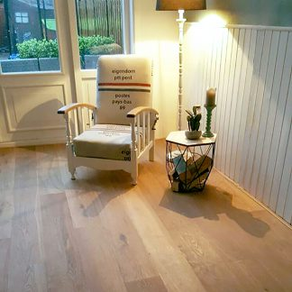 Invisible Oiled Oak 190mm wide 14mm