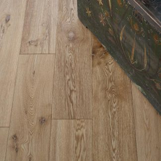 Brushed Oiled Oak 125mm wide 18mm