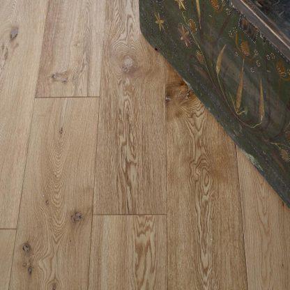 Brushed Oiled Oak 125mm wide 18mm