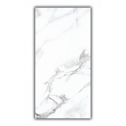 Claudia White Polished Porcelain 1200 x 600