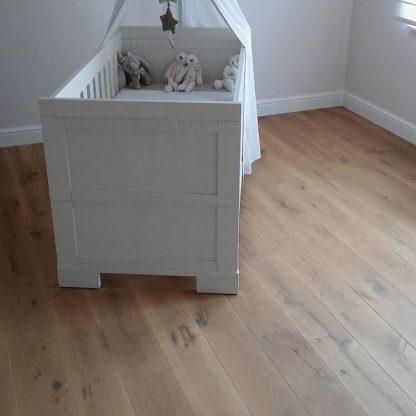 Unfinished Oak 185mm wide 20mm London