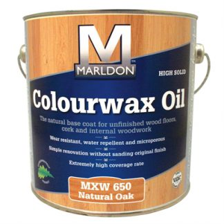 Marldon Colourwax Oil