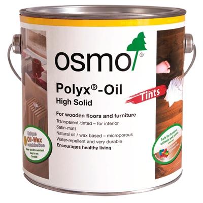Osmo Polyx Oil Tints
