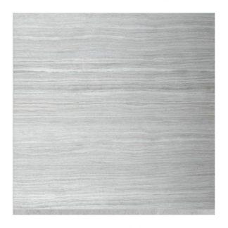 Silver Travertine Polished Porcelain 60 x 60 London Floors Direct