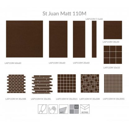 St Juan Matt Porcelain London Floors Direct