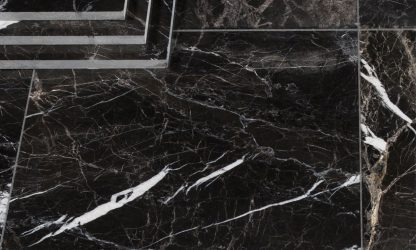 Nero Antalya Polished Marble Tiles London