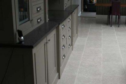 Lucca Grey Tumbled Limestone
