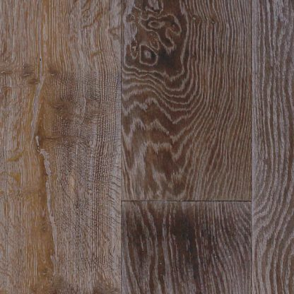 15mm Oak Dark Smoked White Oiled ABCD London