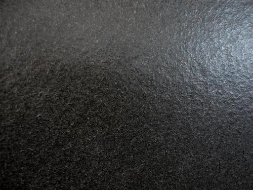 Nero Assoluto, Black Granite Leather finish. London Floors Direct