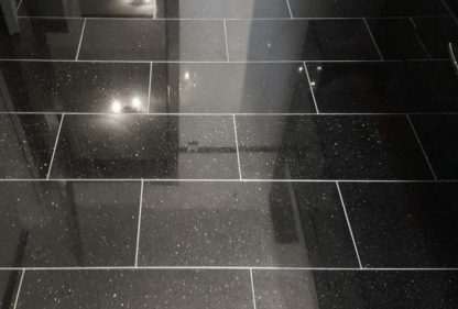 Star Galaxy Black Granite Tiles London Floors Direct
