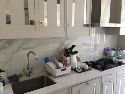 Marble Splash back