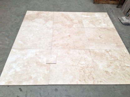 Premium Travertine Honed and Filled