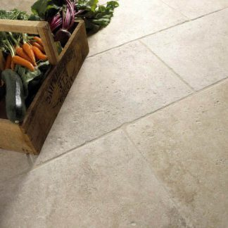 Light Tumbled Travertine Tiles
