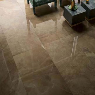Bronzato Polished Marble Tiles