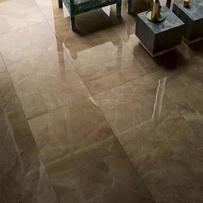 Bronzato Polished Marble Tiles