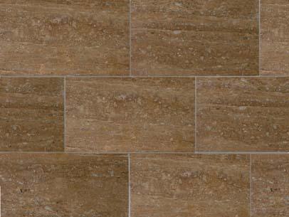 Noce Travertine Polished Tiles