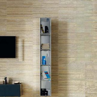 Romano Travertine Polished Tiles