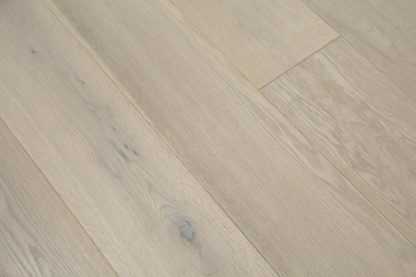 Brushed White Oiled Oak 189mm wide 15mm