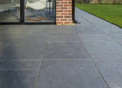 Sterling Grey paving