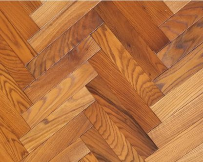 Fumed Brushed & Oiled 350 x 70 x 15