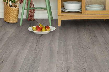 8mm Century Oak Grey Laminate Flooring 01 retail